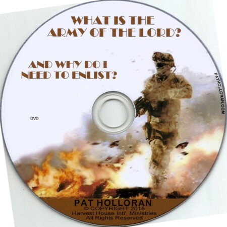 What is the Army of the Lord? DVD