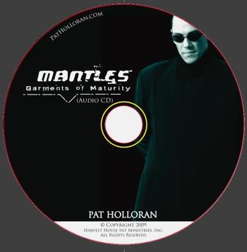 Mantles: Garments of Maturity audio CD