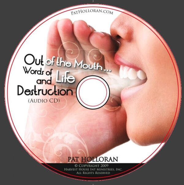 Out of the Mouth: Words of Life & Destruction audio CD