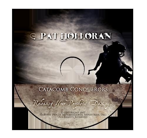 Catacomb Conquerors audio CD