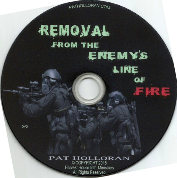 Removal from the Enemy's Line of Fire DVD