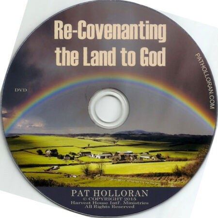 Re-Covenanting the Land to God DVD