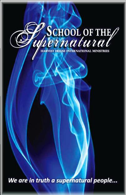 School of the Supernatural I DVD set