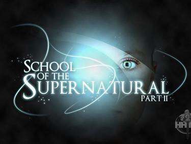 School of the Supernatural II DVD set