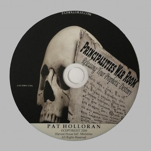 Principalities War Room audio CD